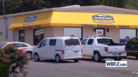 Owens Collision Files for Bankruptcy in LA; New Business Takes Its Place