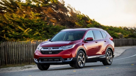 iSeeCars praised the Honda CR-V (2018 model pictured) for its longevity, efficiency and above-average passenger and cargo room for its class.