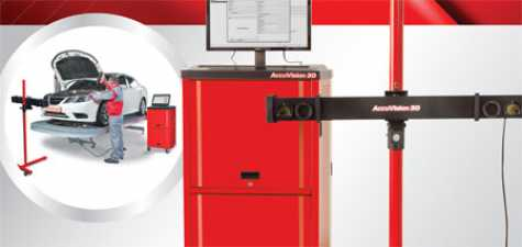 Accuvision-3d Introduces the 10-AV700 3d Chassis Measuring System