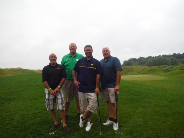 ASA-MI gathered for the association's 32nd Annual Golf Outing on July 10.