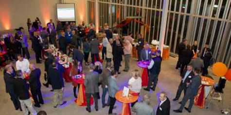 An evening reception and silent auction in January in Palm Springs, CA, helped the Collision Industry Foundation raise some of the funds now in its COVID-19 Fund.