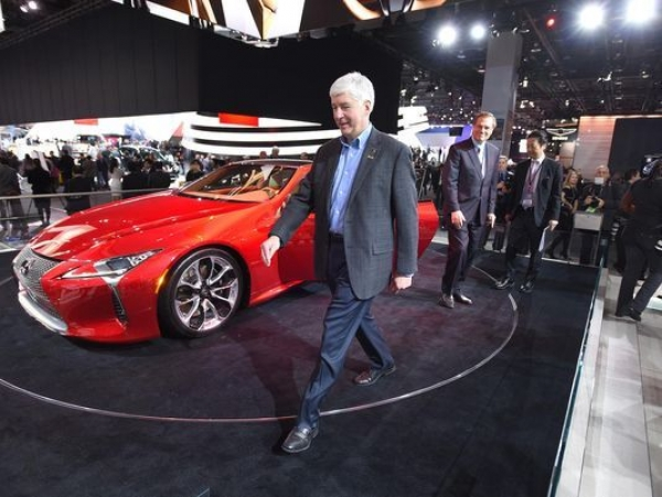 """I'm confident Michigan will continue to be a global leader in the next generation of mobility and autonomous vehicle technology,"" Snyder writes."