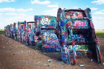 Cadillac Ranch: The Story Behind Texas' Quintessential Roadside Art