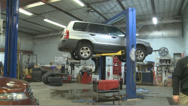 Auto Body Shops Stay Busy During Winter in WI