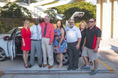 NABC Recycled Rides Donates 2 Refurbished Cars to Orlando, FL, Residents
