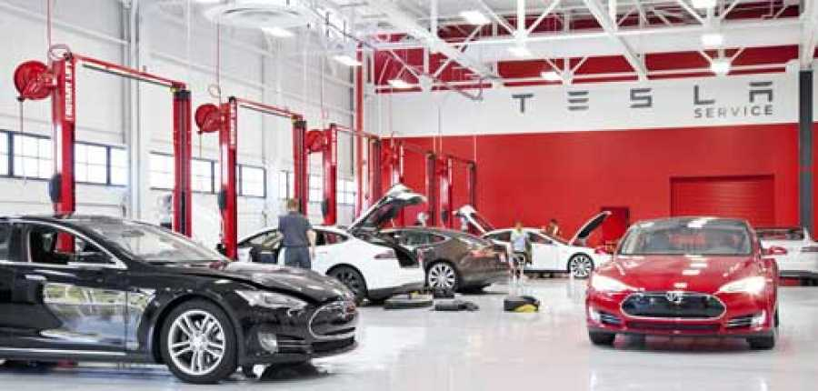 Tesla To Open Its Own Body Shops, Could Offer Same-Day Repair