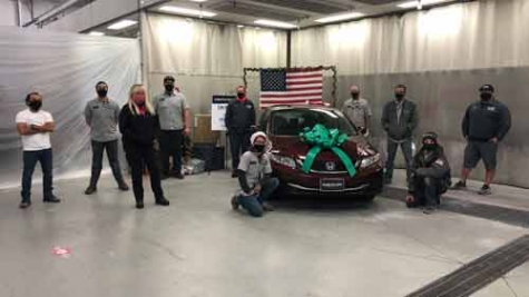 Single Utah Mom, Restaurant Worker Gifted Car Before Christmas