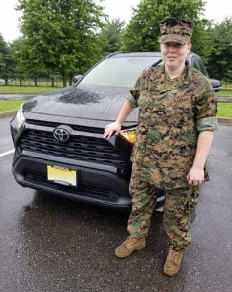 NABC Recycled Ride® Program Donates Refurbished Vehicle to NJ Recipient
