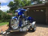 AASP-MN Holds Raffle for 2012 Custom Fat Bagger Razorback Motorcycle