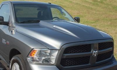 Diamond Standard Parts Releases New Custom Dodge Ram Cowl Hood