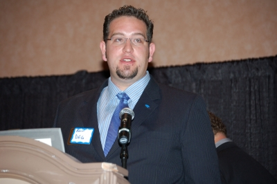 In 2008, Aaron Schulenburg was named the first administrator for the Database Enhancement Gateway, about a year before he became executive director for SCRS.